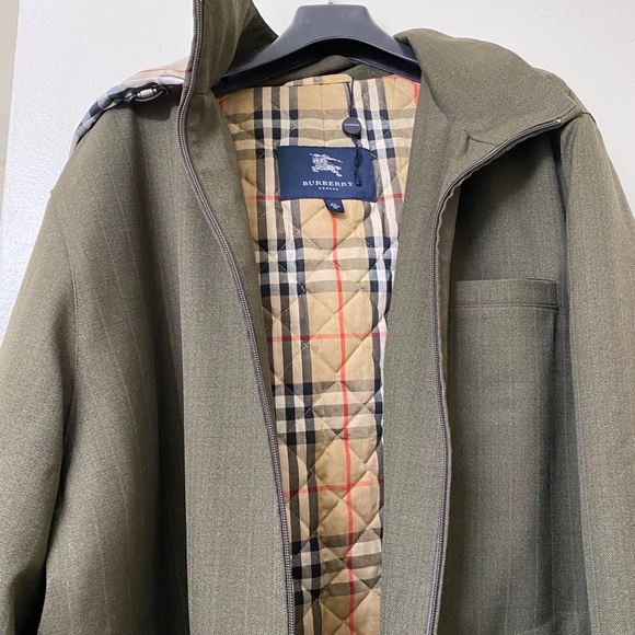 Burberry Harrington jacket
